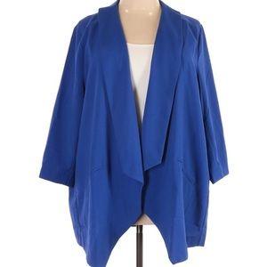Melissa McCarthy Seven7 Blue Blazer